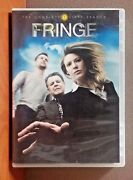Fringe The Complete 1st And 2nd Seasons  Dvd  Like New