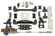 Bds Suspension 599h 4 Lift Kit For 2009-2013 Ford F-150 2wd Gas