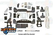 Bds Suspension 1502h 4 Lift Kit For 2014 Ford F-150 4wd Diesel/gas