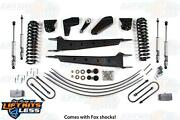 Bds Suspension 508h 6 Radius Arm Lift Kit For 1980-1996 Ford F-100/f150 4wd Gas