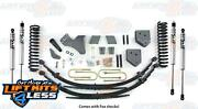 Bds Suspension 594h 6 Lift Kit For 2011-2016 Ford F-250/f-350 Super Duty 4wd