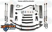 Bds Suspension 434h 4.5 Short Arm Lift Kit For 1984-2001 Jeep Cherokee Xj