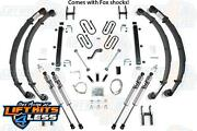 Bds Suspension 1432h 6 Lift Kit For 1987-1995 Jeep Wrangler Yj 2wd/4wd Gas