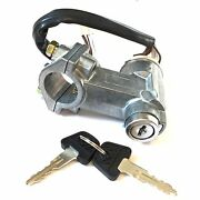 New Ignition Switch And Steering Lock Assembly W Keys Triumph Tr6 1973-1976 5 Pin