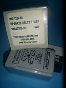 Time Mark - Operate Delay Timer Relay With Base 98a00322-02 330-120v-60 Cycle