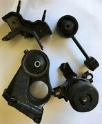 Complete Set Fits Toyota Sienna 98 99 2000 01 02 Engine And Transmission Mounts