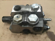 Parker Gresen V20 Valve One Section With Air Shift Single Action Cylinder Spool