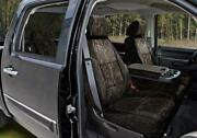 Mossy Oak Bottomland Camo Front And Rear Seat Covers For Dodge Ram