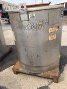 330 Gallon Stainless Steel Tank Tote Made By Metalcraft Transtore