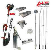 Platinum Starter Set Of Automatic Drywall Taping Tools W/ Free Power Sander