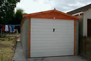 Concrete Garage Apex Newcastle Area Price Delivered And Fitted