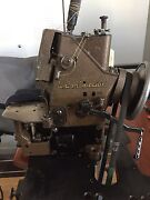 Union Special 43400b Walking Foot Chainstitch Sewing Machine Cousin To 43200g