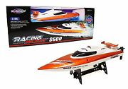 4-channel 2.4g Wireless Remote Control High Speed Racing Rc Boat Orange