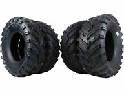 New Kaw. Brute Force 750 Massfx Ms 26 Atv Tires 26x11-12 26x9-12 4 2003-2013