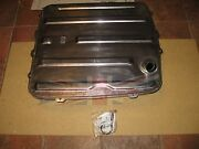 New Gas Fuel Tank Mg Mgb 1965-1969 With Locking Ring And Seal And Sending Unit