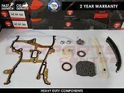 For Vauxhall Corsa D 1.2 1.4 06-14 Engine Timing Chain Kit A12xer A14xel A14xer