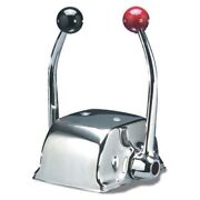 Seastar Sr Twin Single-function Twin Control Ch5400p Stainless Steel Cover