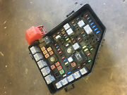 08 Cadillac Sts Front Under Hood Fuse Relay Power Box Block 25837189