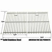 Charmglow14017 14027 15247 15296 42601-2r 42602-g Stainless Cooking Grid