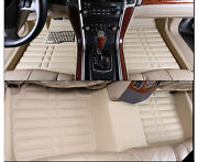 For Benz Ml 350 450 500 550 Class 2005-2010 Car Floor Mats Front And Rear Liner