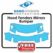 Kits For Bmw Cars - Avery Nano Fusion Paint Protection Film - Hood Bumper Fender