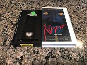 The Ripper Vhs 1985 London Slash N Slice Dawn Of The Dead The Prowler Creepshow