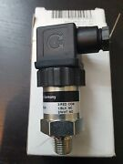 Noshok 300 Series Zinc Plated Steel Compact Mechanical Pressure Switch With A...