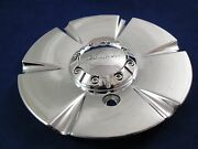 Panther Chrome Nice Custom Wheel Center Cap F-295 For 1
