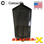 Yzf-r6 Blaster-x Integrated Tail Light Programmable Ultra-bright R6 Clear Lens