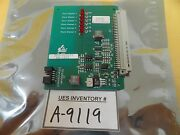 Air Products 287-423121 Led Indicator Supervisior Board Pcb Card Used Working