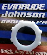 Evinrude Omc New Oem Fuel Filter Nut 335112 Brp Johnson 60 Degree Motors