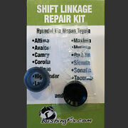 Jeep Liberty Transmission Shift Cable Repair Kit W/ Bushing Easy Install