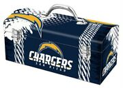 16chargers Nfl Toolbox, Pack Of 2, Partno 7932-6, By Sainty International Llc
