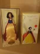 Disney Limited Edition Designer Collection Princess Snow White Doll