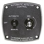 T-h Marine Automatic Aerator Control-10 Amp Timer.waterproof Aac-1-dp