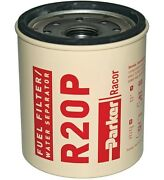 Racor R20p 2 Pack 30micron Element For 230r 2 Pack