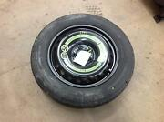 Mercedes C300 Compact Spare Wheel And Tire 204 Type 16x3-1/2 08 09 10 11 12