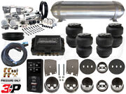 Complete Air Suspension Kit - 1963-1965 Buick Riviera Level 4 W/ Air Lift 3p