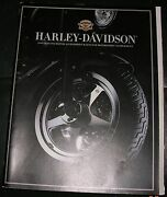 Nice Harley Davidson 1999 Genuine Motor Accessories And Parts Supplement Hd 99