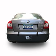 Rear Bumper Protector And Bumper Guard For City Parking Compatible To Toyota