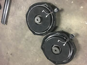 2003-05 Audi A4 Cabriolet Convertible Bose Front Door Speakers Lh And Rh Tested