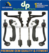 Mercedes W220 4matic Fr Lower Control Arms Ball Joint Steering Tie Rod Sway Bar