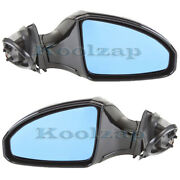 For 06-08 Fx35 Fx45 Mirror Power Heated With Memory And Rear View Monitor Set Pair