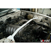 Fairlady 280zx 2.5t And03979 Ultra Racing 2pts Front Strut Bar Fit Nissan Tw2-1340