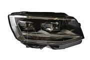 Valeo Led Headlight Front Lamp Right Fits Vw Multivan Transporter T5 2015-