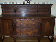 Antique Hutch-appraised March 2017-great Shape