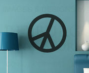 Peace Sign Large Wall Decal Vinyl Sticker Art Decoration Decor Mural Graphic G36