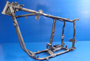 Early Replica Swingarm Frame Panhead 4-speed Dresser Rigid 74 Fl 1958-1964