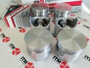 6-pistons +.030 Oversize Over Fits Datsun 280zx 81-83 Non Turbo - - Bry6134-030