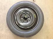 Ford Fusion Wheel 16x4 Compact Spare 2006 2007 2008 2009 2010 2011 2012